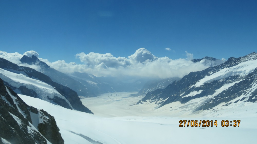 Jungfrau, Top of Europe