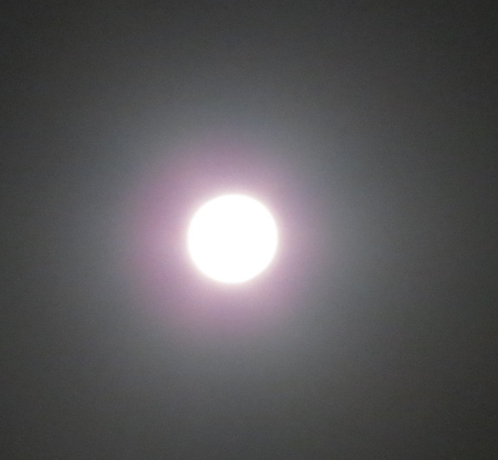 Moon like Sun