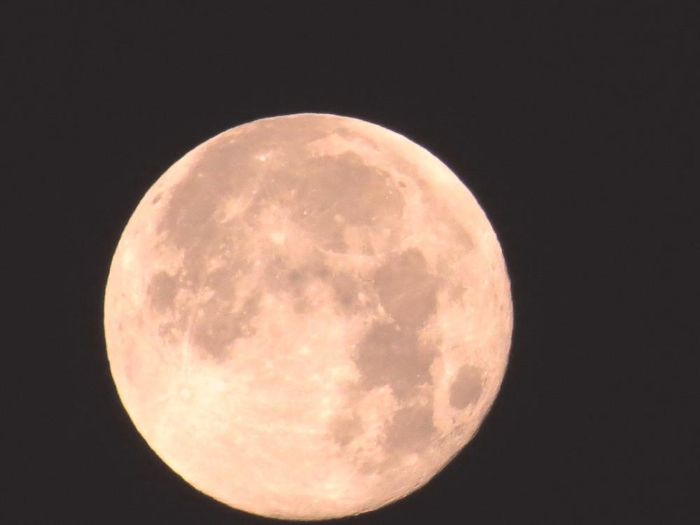 Superblood Moon